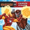 The Invincible Iron Man vs. Crimson Dynamo