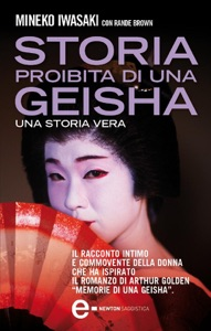 Storia proibita di una geisha Book Cover