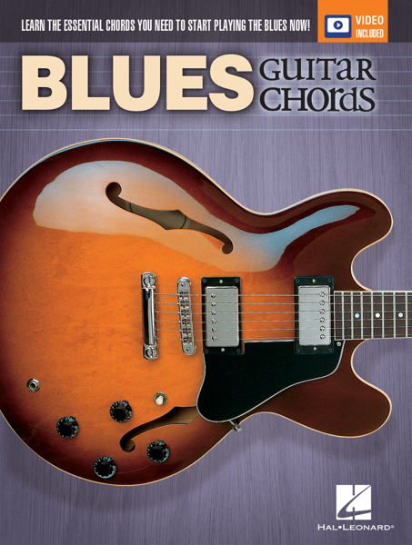 Blues Guitar Chords (Instruction with Video)