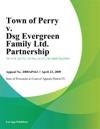 Town Of Perry V Dsg Evergreen Family Ltd Partnership