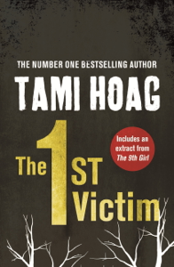 The 1st Victim Book Cover