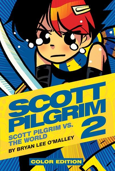 Scott Pilgrim Color Volume 2