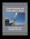 Green Economy And Green Jobs In China