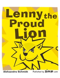 LENNY THE PROUD LION