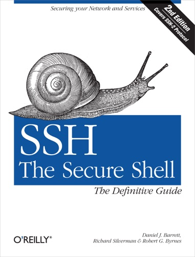 SSH, The Secure Shell: The Definitive Guide Book