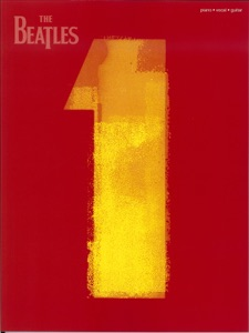 The Beatles - 1 (Songbook) Book Cover