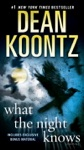 What The Night Knows With Bonus Novella Darkness Under The Sun