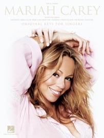 Mariah Carey - Original Keys for Singers (Songbook) PDF Download
