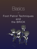 Raymond A. Komar - Basics of Foot Patrol Techniques Using the Brick ilustración