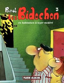 LES BIDOCHON (TOME 3) - EN HABITATION à LOYER MODéRé