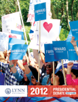 Lynn University 2012 Presidential Debate Commemorative Photo Book