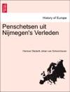 Penschetsen Uit Nijmegens Verleden