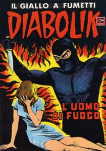 DIABOLIK #42 Copertina del libro