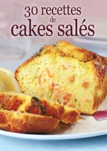30 recettes de cakes salés da Anne Inquimbert