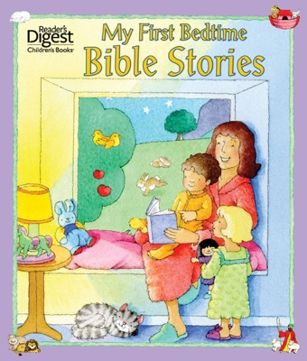 My First Bedtime Bible Stories