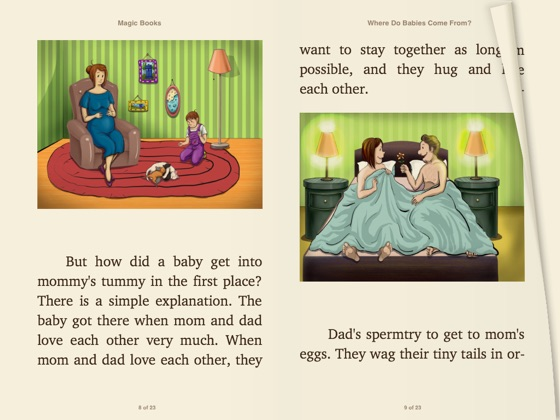 Where Do Babies Come From? on Apple Books
