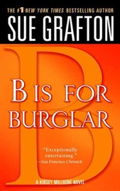 B Is for Burglar PDF Download