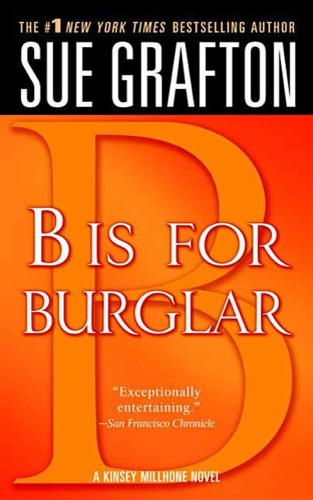 Sue Grafton - B Is for Burglar