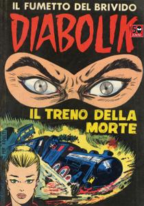 Diabolik #9 Copertina del libro