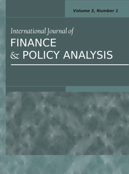 International Journal of Finance and Policy Analysis