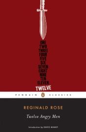 Twelve Angry Men - Reginald Rose & David Mamet Book