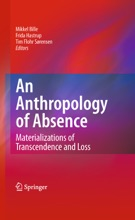 An Anthropology Of Absence
