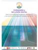 Sandro Jiménez Ocampo, Cristina Nieto Alarcon & Silvia Peréz Carvajal - Ciudadanía e Inclusión Digital ilustración