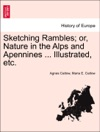 Sketching Rambles Or Nature In The Alps And Apennines  Illustrated Etc VOL I
