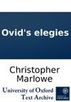 Ovids Elegies