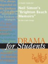 A Study Guide For Neil Simons Brighton Beach Memoirs