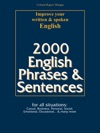 2000 English Phrases  Sentences