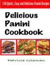Delicious Panini Cookbook