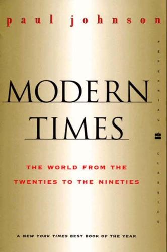 Paul Johnson - Modern Times Revised Edition