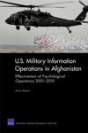 US Military Information Operations In Afghanistan
