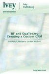 IIF And QuaTeams Creating A Custom CRM