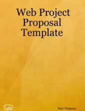 Web Project Proposal Template