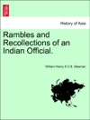 Rambles And Recollections Of An Indian Official Vol II