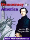 Democracy In America Volumes One And Two