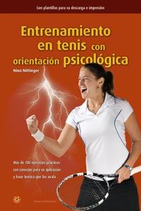 Entrenamiento en tenis con orientación psicológica Book Cover