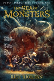 Percy Jackson and the Olympians:  The Sea of Monsters: The Graphic Novel PDF Download