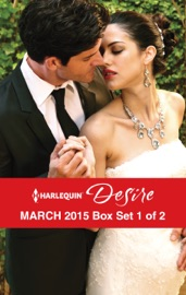 Harlequin Desire March 2015 Box Set 1 Of 2