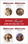 Harlequin Presents June 2015 - Box Set 1 Of 2