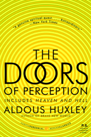The Doors of Perception and Heaven and Hell book