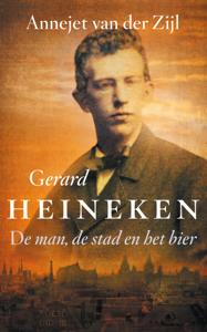 Gerard Heineken Boekomslag