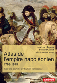 Atlas de l'empire napoléonien (1799-1815)