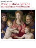 Corso di storia dell'arte. Dal Duecento al Primo Ottocento. Book Cover