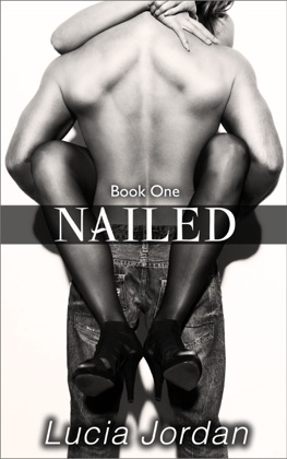 Nailed book cover