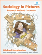 Sociology In Pictures: Research Methods 2nd Edition By Michael Haralambos