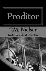 Proditor Libro Cover