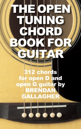 ‎The Open Tuning Chord Book for Guitar